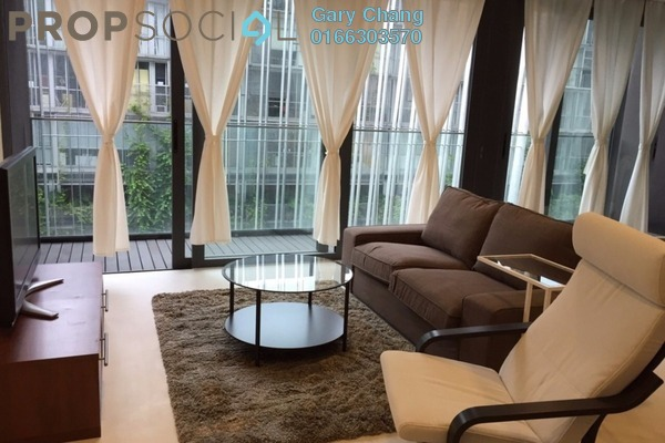 For Rent Condominium at The Capers, Sentul Freehold Fully Furnished 2R/2B 2.7k