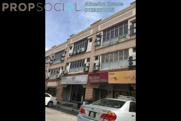 For Sale Shop at SunwayMas Commercial Centre, Kelana Jaya Freehold Semi Furnished 0R/5B 2.36m
