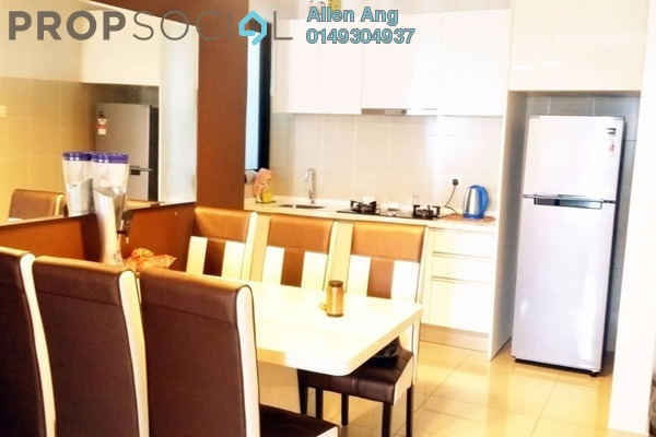 For Rent Condominium at i-City, Shah Alam Freehold Fully Furnished 4R/3B 2.7k