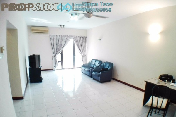 For Rent Condominium at Lagoon View, Bandar Sunway Freehold Fully Furnished 3R/2B 2.8k