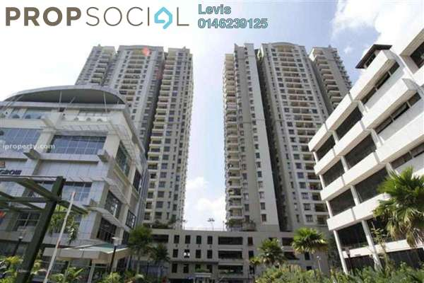 For Sale Condominium at Rivercity, Sentul Freehold Fully Furnished 3R/2B 480k