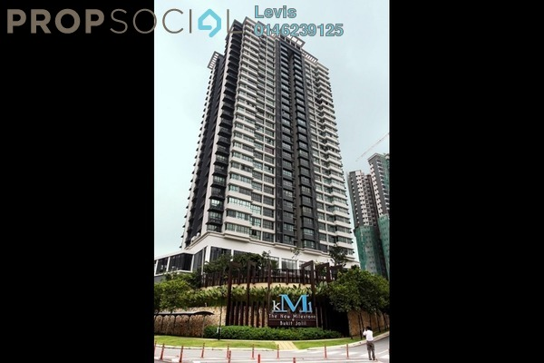For Sale Condominium at KM1, Bukit Jalil Freehold Fully Furnished 3R/3B 850k