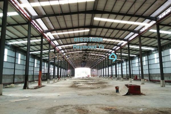 For Rent Factory at Taman Aman Perdana, Meru Freehold Unfurnished 0R/0B 75.5k