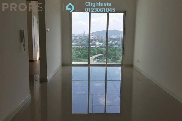 For Rent Condominium at Desa Green Serviced Apartment, Taman Desa Freehold Unfurnished 3R/2B 2.4k