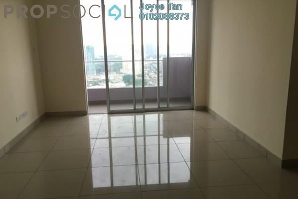 For Rent Condominium at Platinum Suites, KLCC Freehold Semi Furnished 2R/2B 1.2k