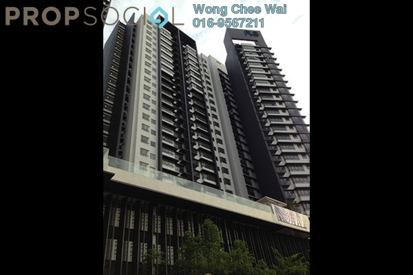 For Sale Condominium at Residence 8, Old Klang Road Freehold Semi Furnished 4R/3B 600k