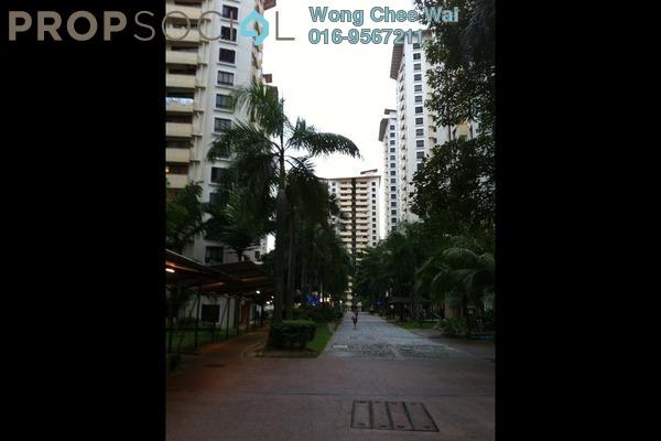 For Sale Condominium at Palm Spring, Kota Damansara Leasehold Semi Furnished 3R/2B 415k