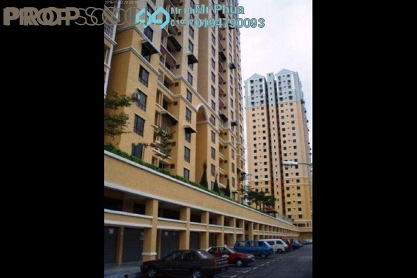 For Rent Condominium at Serina Bay, Jelutong Leasehold Fully Furnished 3R/2B 1.2k