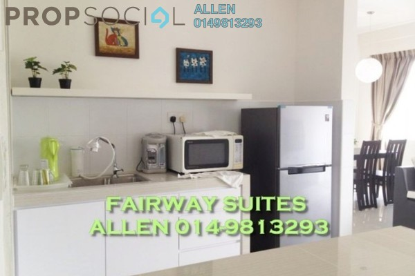 For Rent Condominium at Fairway View, Bukit Jambul Leasehold Fully Furnished 2R/2B 2k