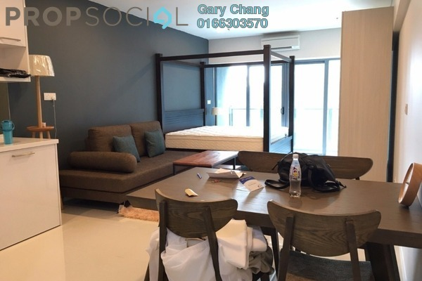 For Rent Condominium at Summer Suites, KLCC Leasehold Fully Furnished 1R/1B 2.55k