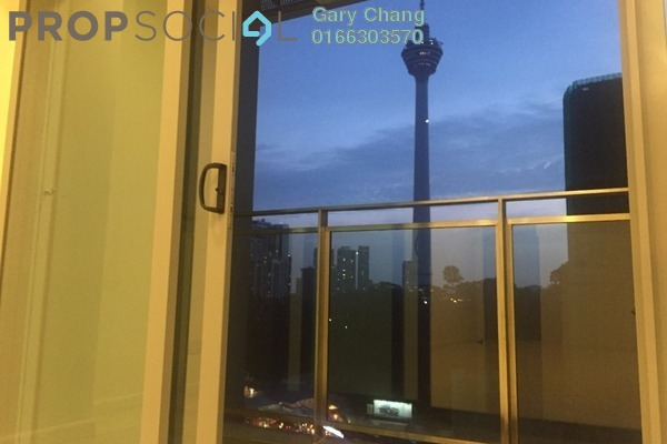For Rent Condominium at Summer Suites, KLCC Leasehold Semi Furnished 1R/1B 2.1k
