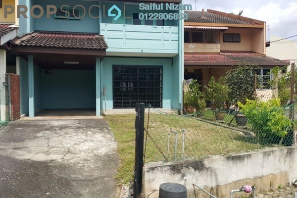 For Rent Terrace at Seksyen 4, Bandar Baru Bangi Leasehold Unfurnished 4R/3B 1.2k
