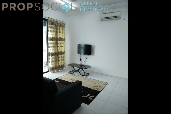 For Sale Serviced Residence at The Sky Residence, Cheras Freehold Fully Furnished 1R/2B 420k