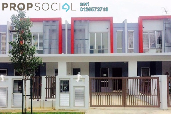 For Sale Terrace at Setia EcoHill, Semenyih Freehold Unfurnished 4R/3B 520k