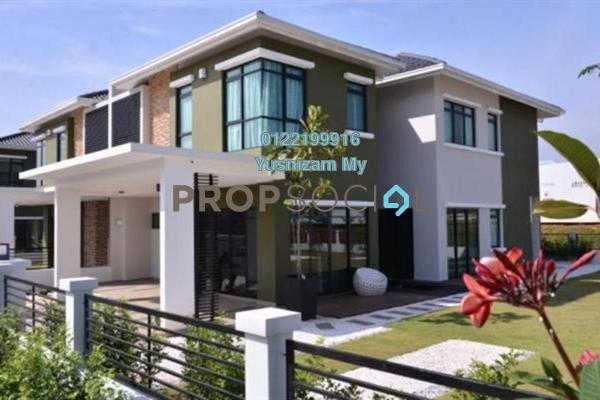 For Sale Semi-Detached at Avanti Residences, Sungai Buloh Leasehold Unfurnished 6R/6B 1.93m