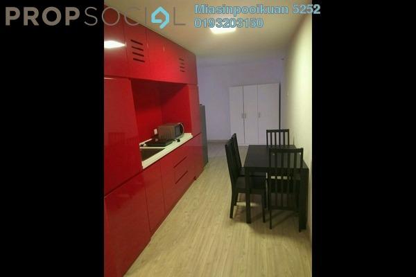 For Rent Condominium at Empire City, Damansara Perdana Leasehold Fully Furnished 0R/1B 1.2k