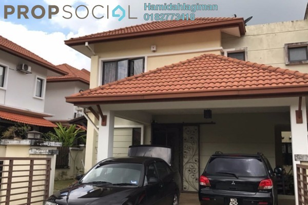 For Rent Semi-Detached at Lake Garden Villas, Cahaya SPK Leasehold Semi Furnished 4R/5B 2.3k