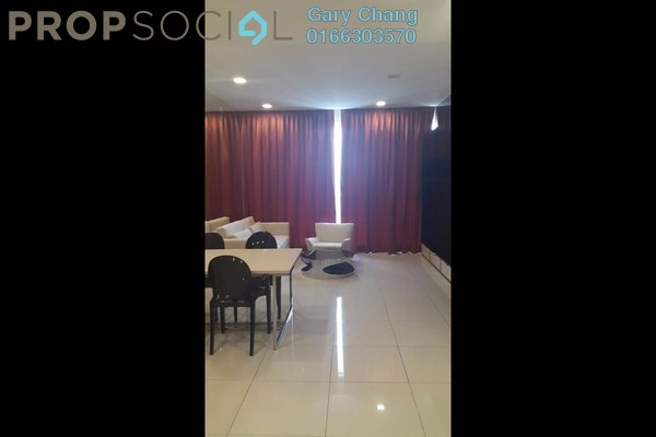 For Rent Serviced Residence at Uptown Residences, Damansara Utama Freehold Fully Furnished 1R/1B 2.5k