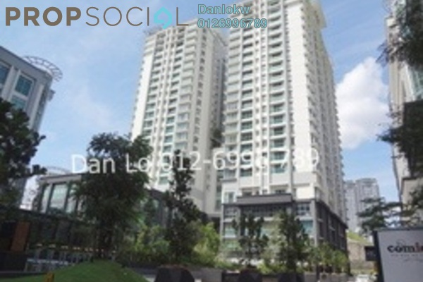For Sale Condominium at Solaris Dutamas, Dutamas Freehold Fully Furnished 2R/2B 101k