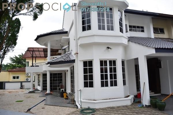 For Rent Terrace at Wangsa Baiduri, Subang Jaya Leasehold Fully Furnished 4R/4B 3.8k