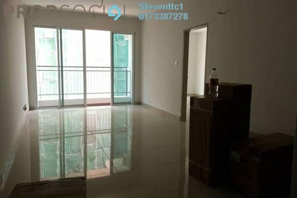 For Rent Condominium at Pacific Place, Ara Damansara Leasehold Semi Furnished 2R/2B 1.5k