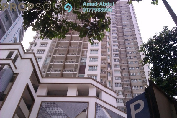 For Sale Condominium at Gaya Bangsar, Bangsar Leasehold Fully Furnished 1R/1B 768k
