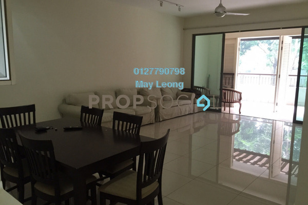 For Sale Condominium at Ara Hill, Ara Damansara Freehold Semi Furnished 3R/4B 1.5m