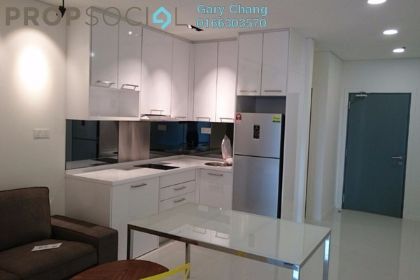 For Rent Condominium at Summer Suites, KLCC Leasehold Fully Furnished 1R/1B 2k