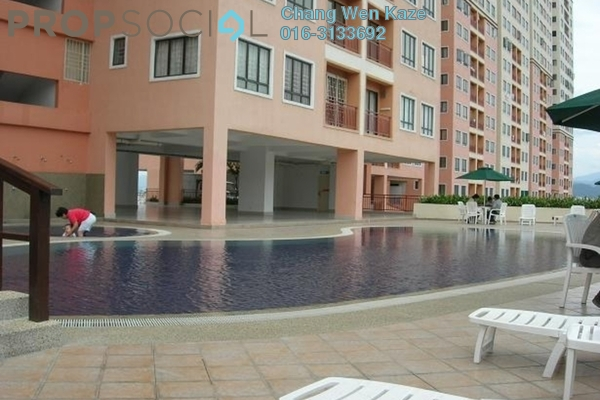 For Sale Condominium at Glen View Villa, Cheras Leasehold Fully Furnished 3R/2B 380k