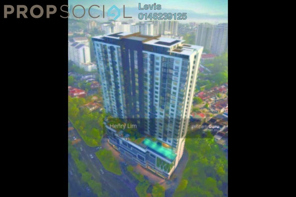 For Rent Condominium at Avantas Residences, Old Klang Road Freehold Fully Furnished 1R/1B 1.9k