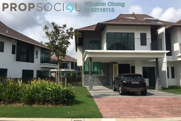 For Sale Semi-Detached at Setia Eco Glades, Cyberjaya Freehold Unfurnished 5R/5B 2.3m