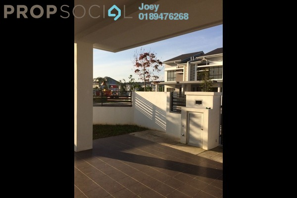For Rent Terrace at M Residence, Rawang Freehold Unfurnished 4R/3B 1.6k