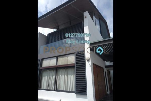 For Sale Bungalow at Bangsar Utama, Bangsar Freehold Semi Furnished 5R/6B 8.3m