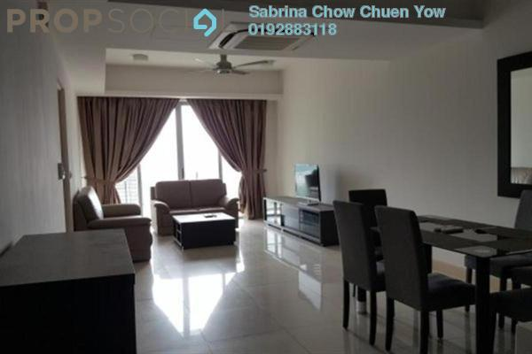 For Sale Serviced Residence at Suasana Bukit Ceylon, Bukit Ceylon Freehold Fully Furnished 3R/2B 1.27m