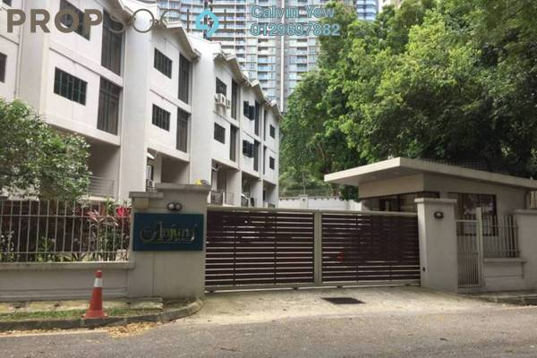 For Rent Condominium at Anjung Damai, KLCC Freehold Fully Furnished 4R/5B 6.8k