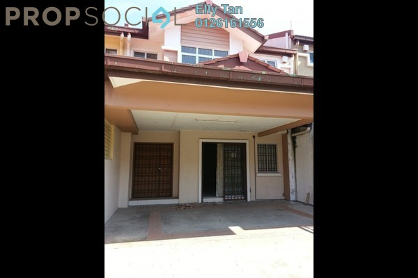 For Rent Terrace at Impian 6, Setia Alam Freehold Semi Furnished 5R/3B 1.3k