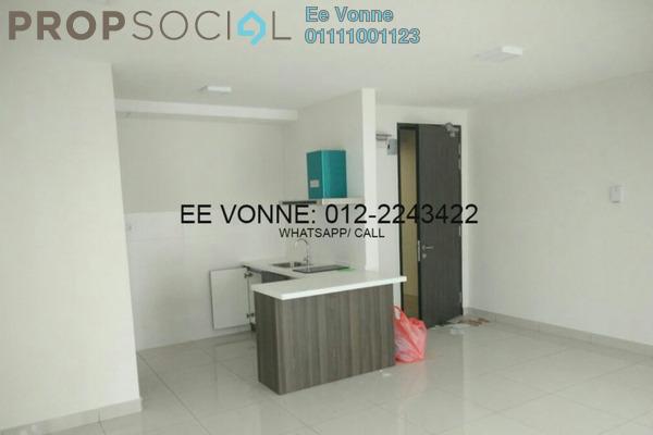 For Rent Serviced Residence at Maisson, Ara Damansara Freehold Unfurnished 0R/1B 1.4k