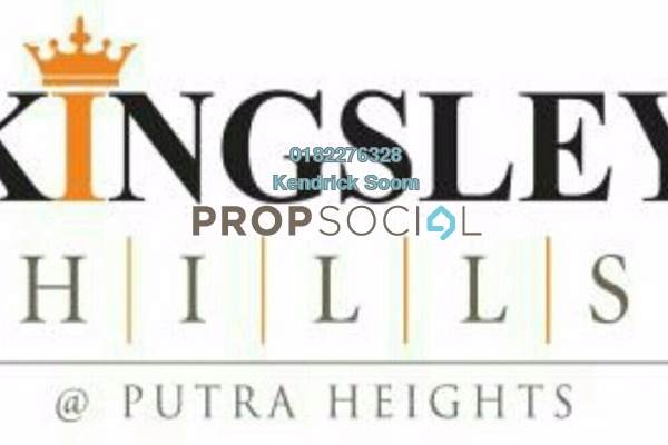 For Sale Semi-Detached at Kingsley Hills, Putra Heights Freehold Unfurnished 6R/6B 2.36m