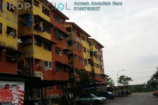 For Sale Condominium at Taman Kajang Utama, Kajang Freehold Unfurnished 2R/1B 70k