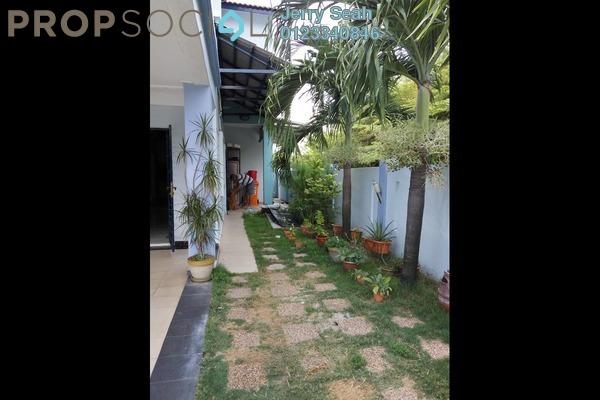 For Sale Terrace at Setia Indah, Setia Alam Freehold Semi Furnished 4R/3B 800k