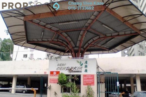 For Sale Condominium at Seri Cendekia Apartment, Cheras Leasehold Unfurnished 3R/2B 320k