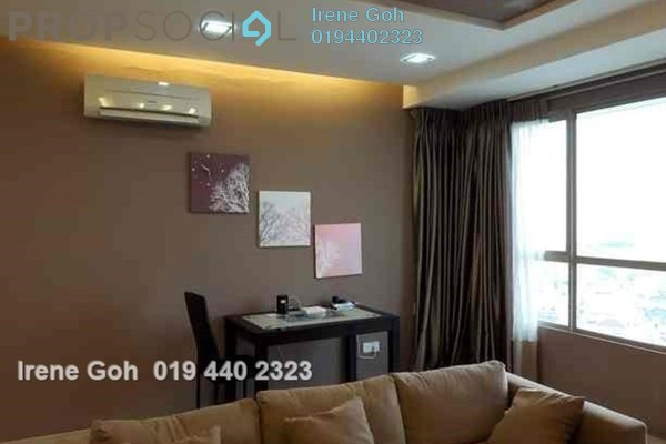 For Rent Condominium at Birch The Plaza, Georgetown Freehold Fully Furnished 3R/2B 3k