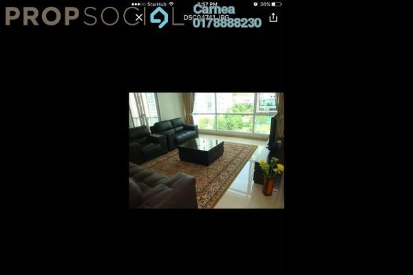 For Sale Condominium at Sunway Vivaldi, Mont Kiara Freehold Fully Furnished 3R/4B 2.15m