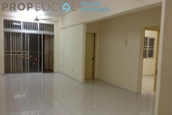 For Rent Condominium at Wangsa Metroview, Wangsa Maju Freehold Semi Furnished 3R/2B 1.7k