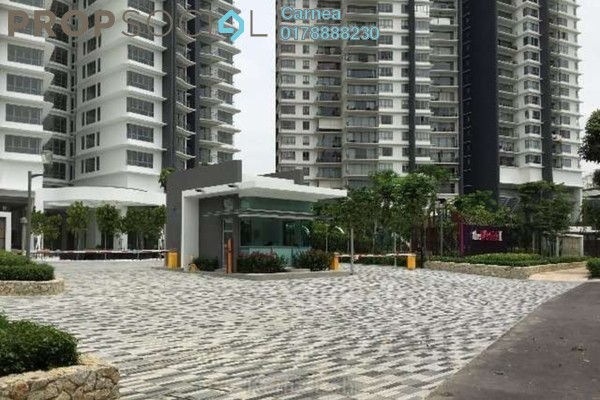 For Rent Condominium at The Westside One, Desa ParkCity Freehold Fully Furnished 2R/3B 3.4k
