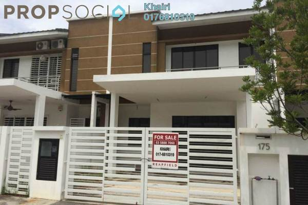 For Sale Terrace at Ariza, Elmina Gardens Freehold Unfurnished 4R/3B 830k