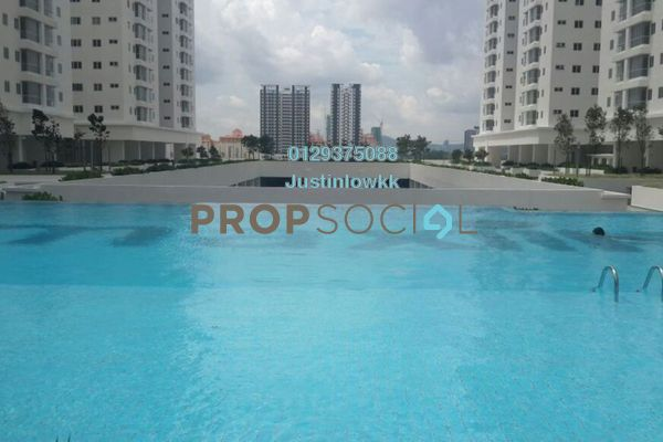 For Sale Condominium at Maxim Citilights, Sentul Leasehold Unfurnished 2R/2B 390k