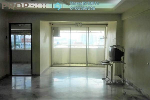 For Rent Apartment at Seri Gembira Apartment, Jalan Ipoh Freehold Semi Furnished 4R/3B 1.5k