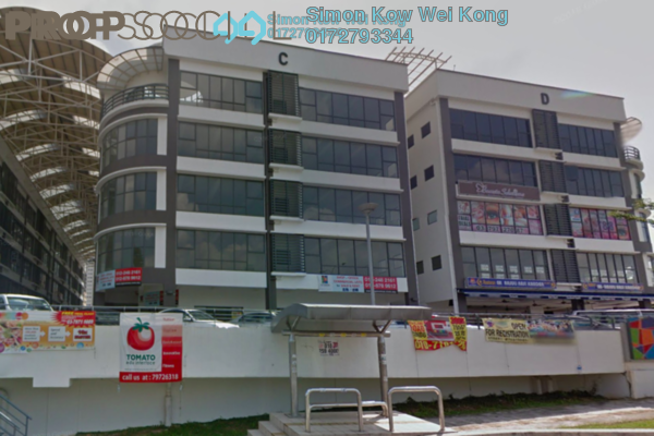 For Rent Office at Seri Gembira Avenue, Kuchai Lama Freehold Unfurnished 0R/0B 2.8k