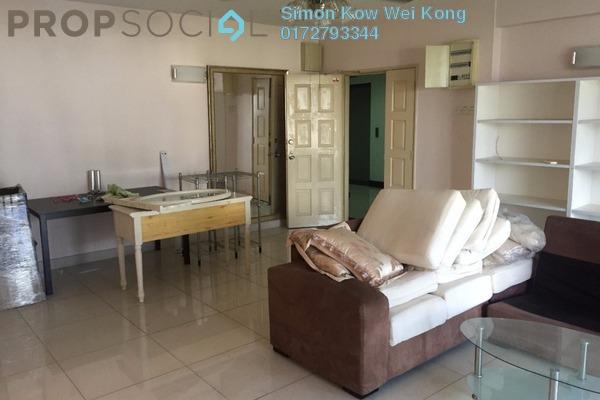 For Sale Condominium at Bougainvilla, Bukit Bintang Freehold Semi Furnished 3R/3B 840k